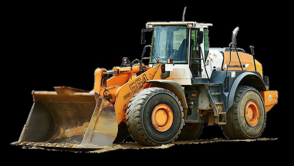 Wheel Loader, Gravel Pits, Sand, Pebble, Removal