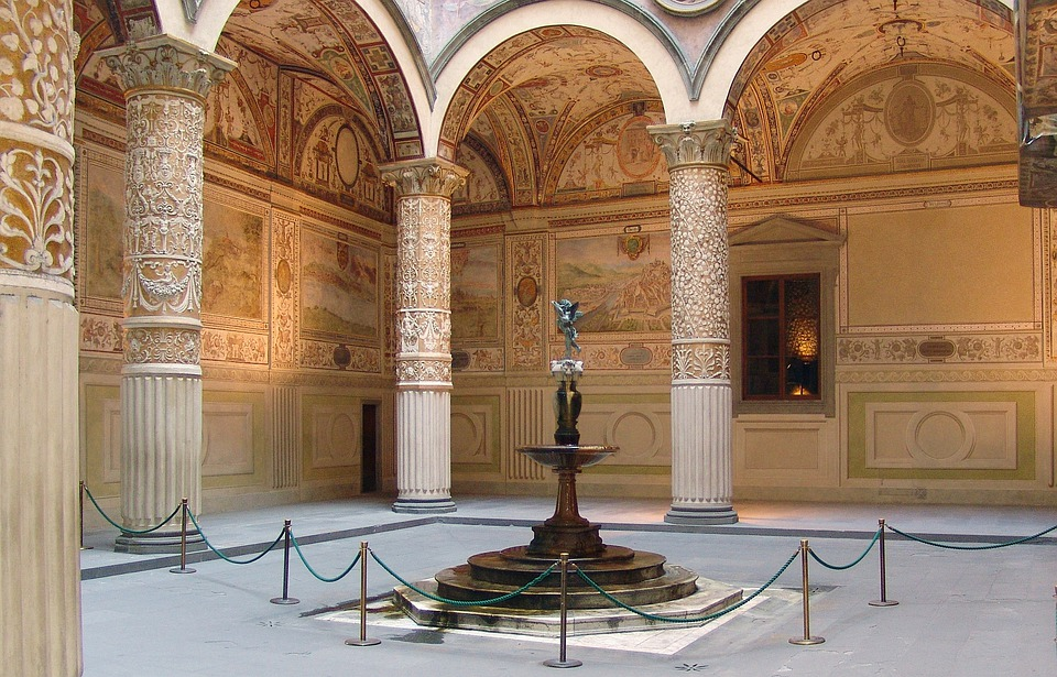 Renaissance, Italy, Florence, Palazzo Vecchio