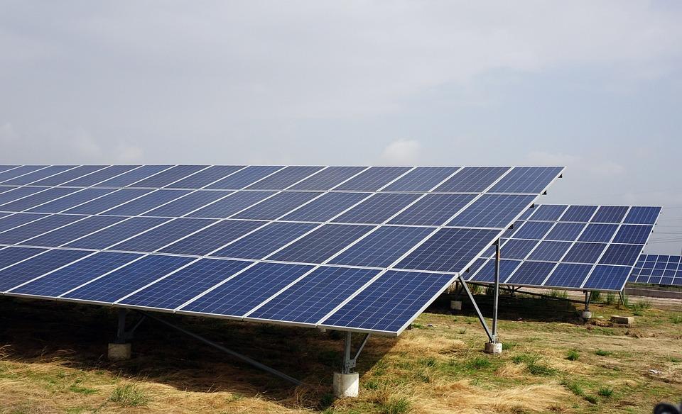 Solar Panels, Renewable Energy, Photo-voltaic