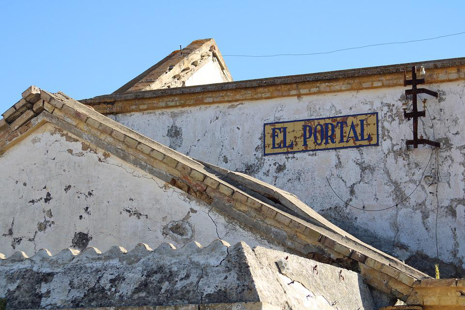 Station, Renfe, The Portal, Railway, Cadiz