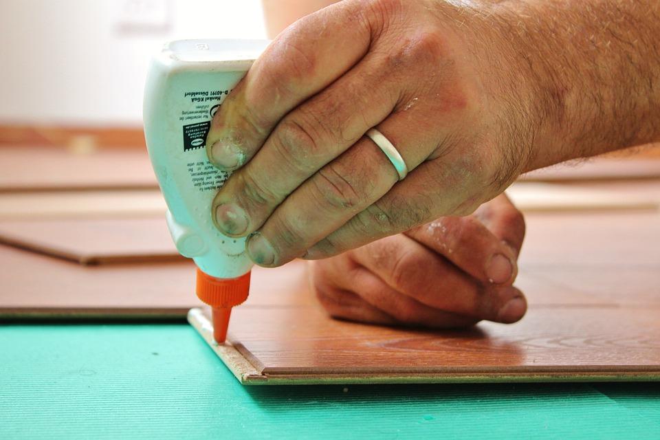 Wood Glue, Work, Laminate, Embarrassed, Renovation