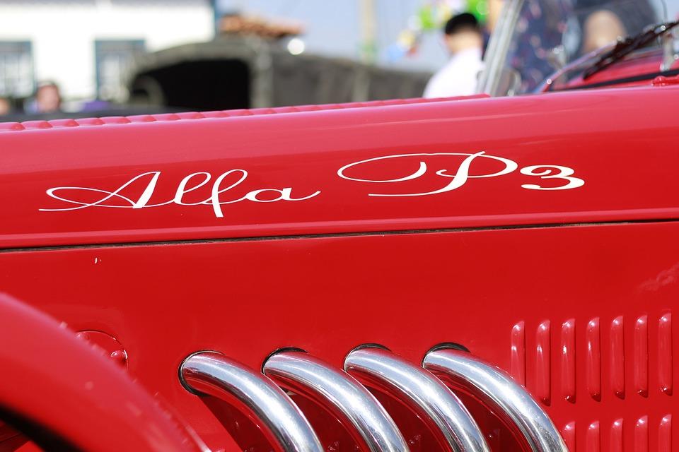 Free photo Rent A Car Old Cars Motoring - Max Pixel
