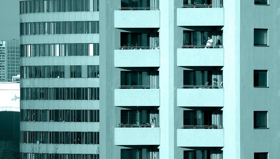 City, Live, Facade, Cityscape, Architecture, Rent