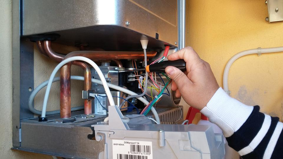 Boiler, Boiler Maintenance, Broken Boiler, Repair