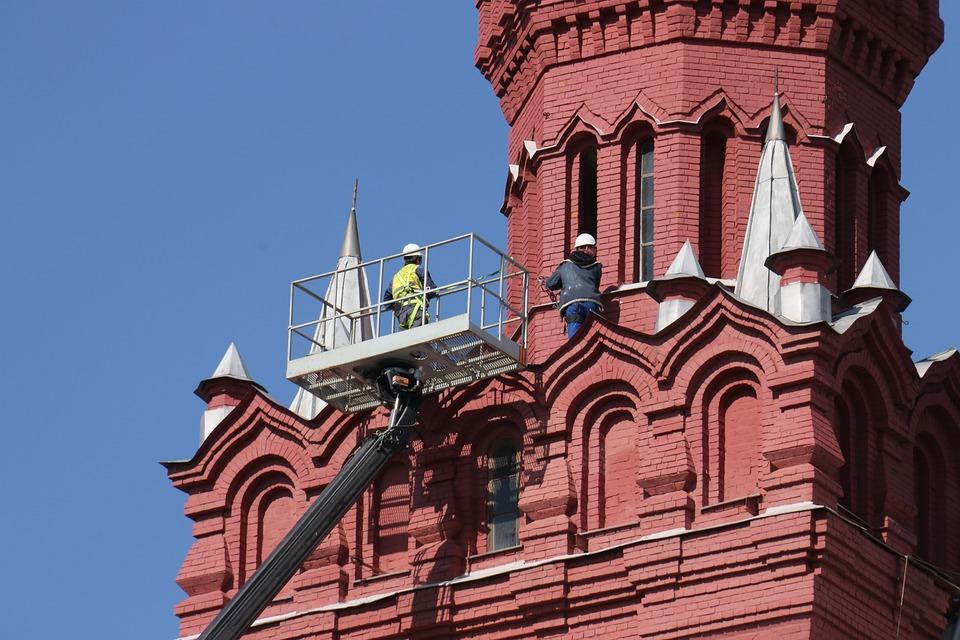 Work, Maintenance, Painting, Service, Worker, Repair