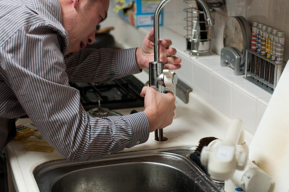 Plumber, Handyman, Repair, Worker, Service, Repairman