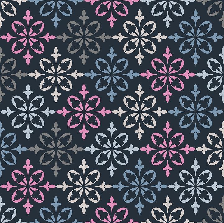 Tile, Tiled, Tiles, Pattern, Patterned, Repeating