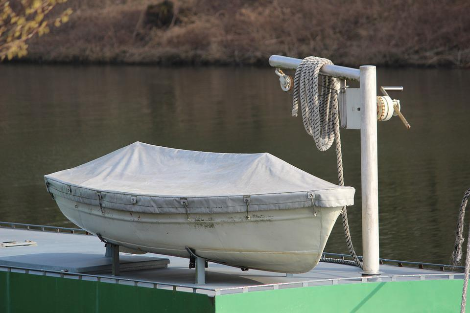 Waters, Boot, Rowing Boat, Replacement Boat, Lifeboat