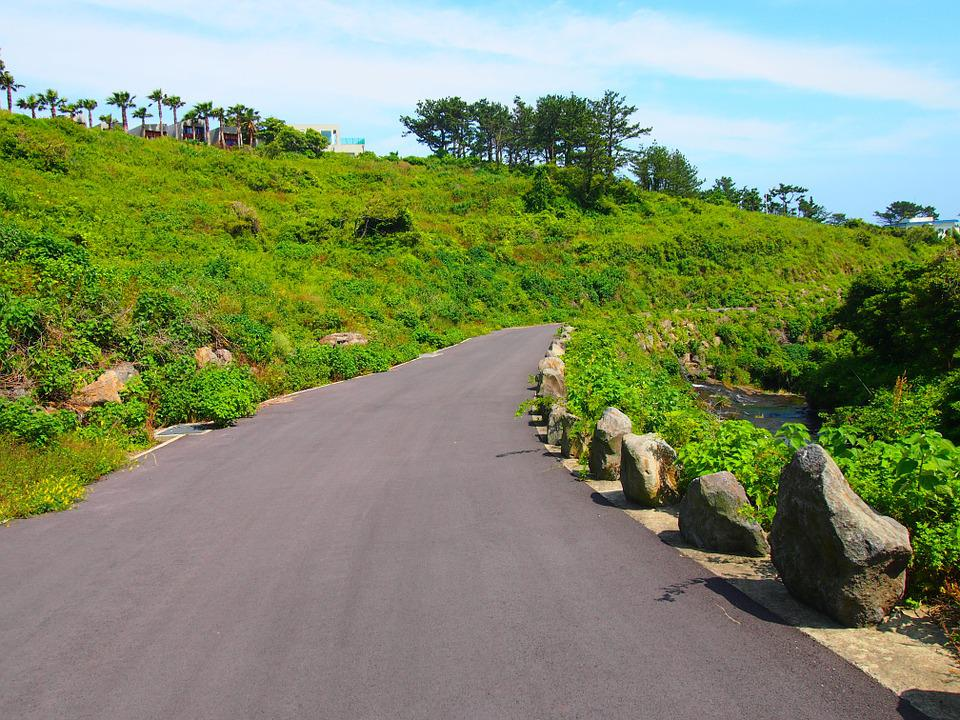 Jeju Island, Summer, Republic Of Korea, Korea, Nature