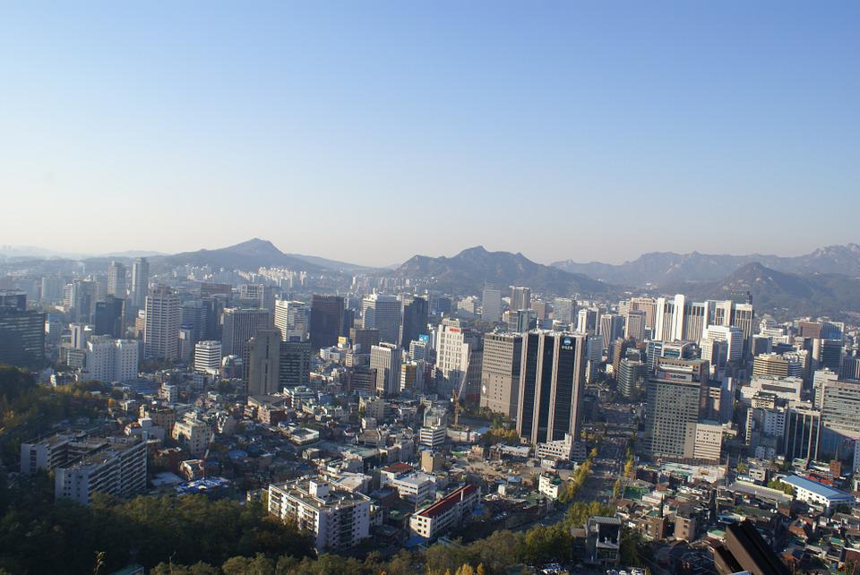 Namsan, Seoul, Republic Of Korea, Korea