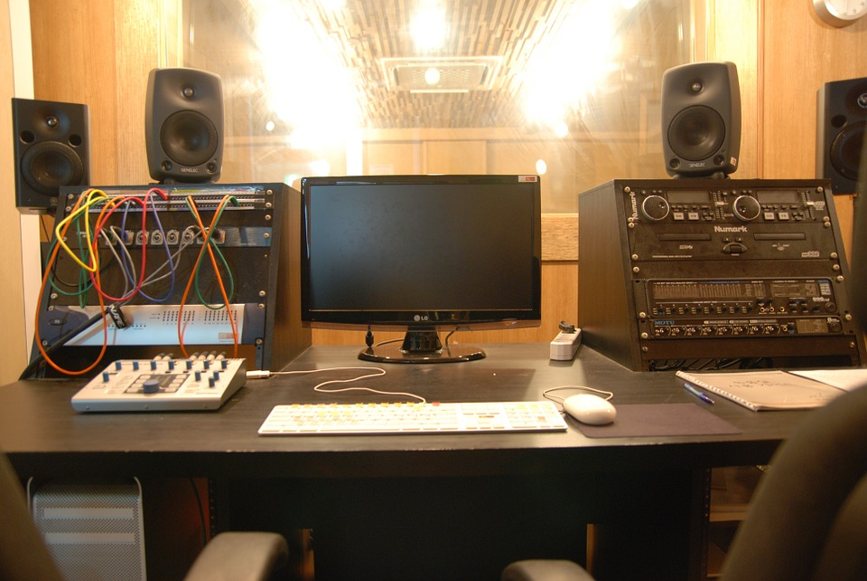 Recording Studio, Republic Of Korea, Seoul