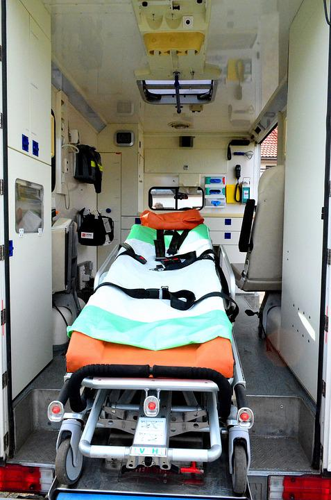 Ambulance, Ambulance Service, First Aid, Rescue