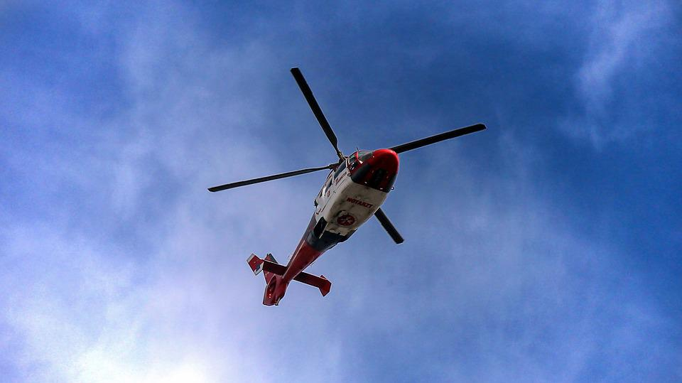 Rth, Rescue Helicopter, Doctor On Call, Helicopter