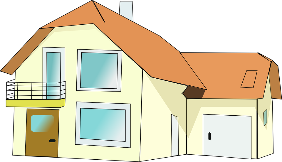 House, Home, Building, Residential, Residence