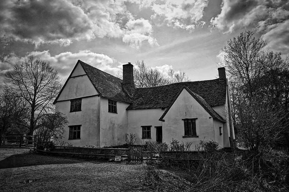 Flatford, House, Residence, Housing, House Exterior