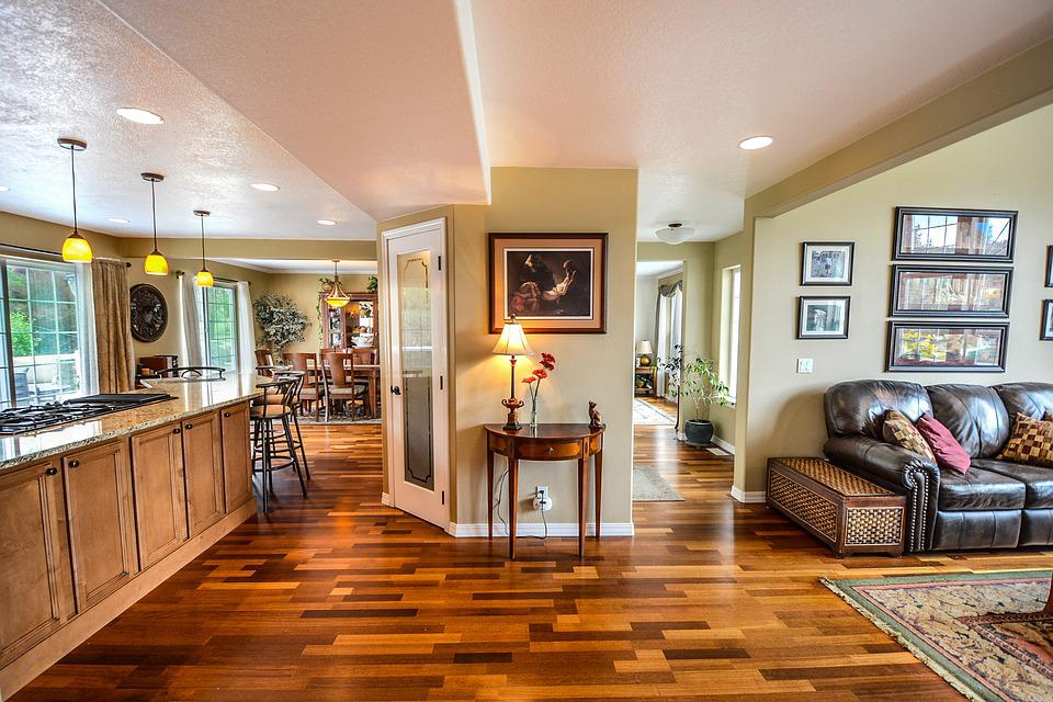 Home, Residential, House, Residence, Floor Plan