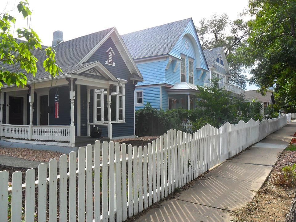House, Neighborhood, Residential, Residence, Dwelling