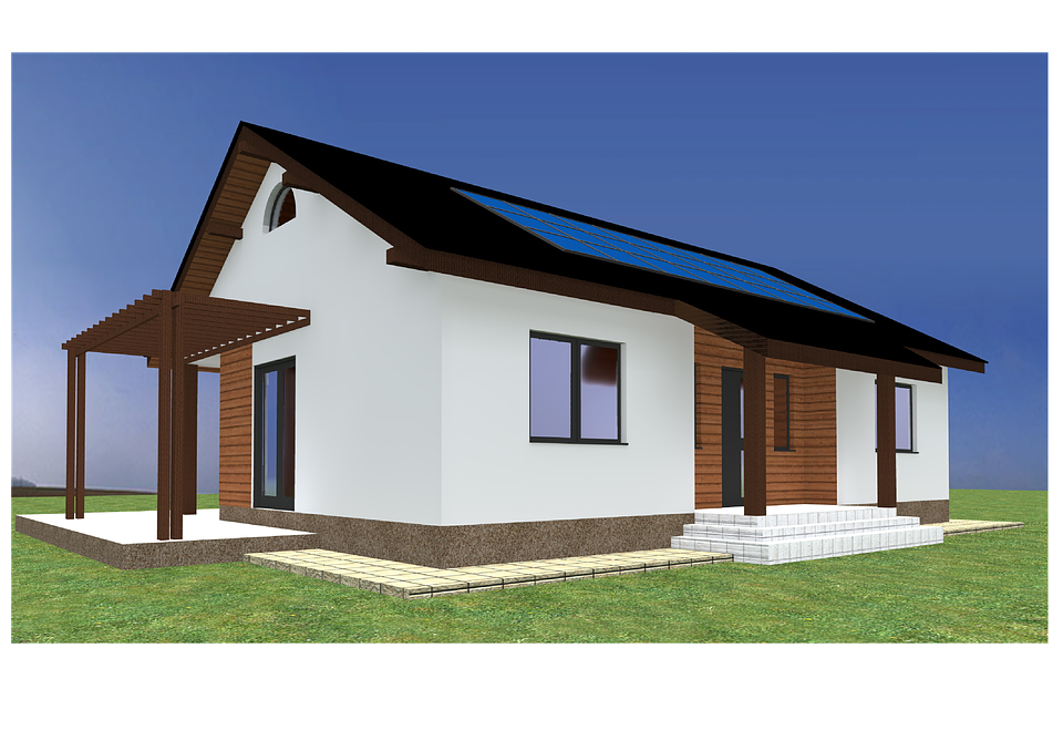 Passive Home, Sustainable Homes, Residential