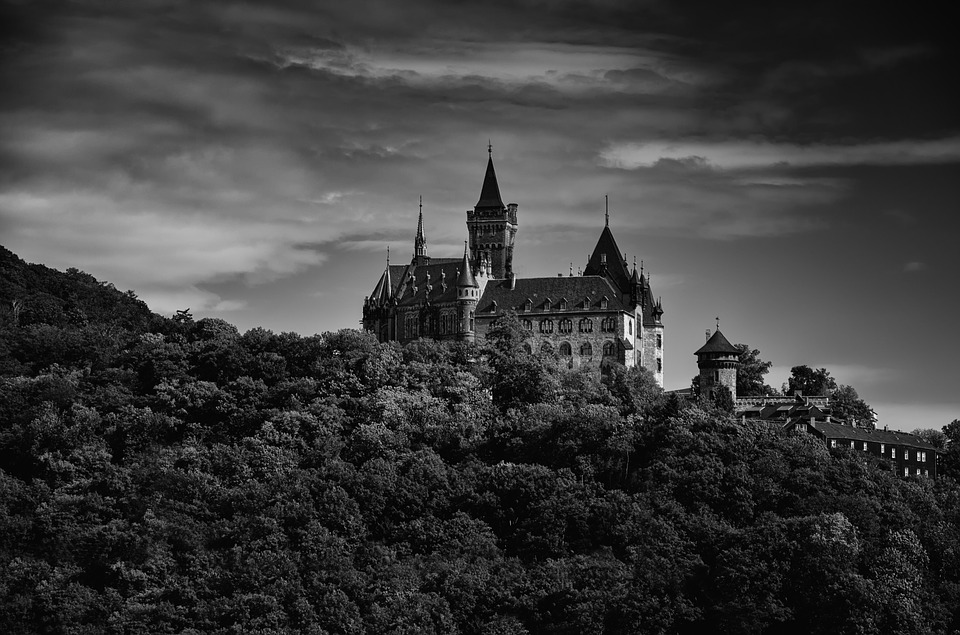 Castle, Wernigerode, Fortress, Tower, Resin, Romantic