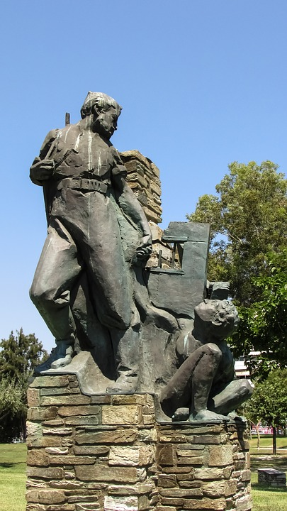 Resistance, World War Ii, Monument, Partisans