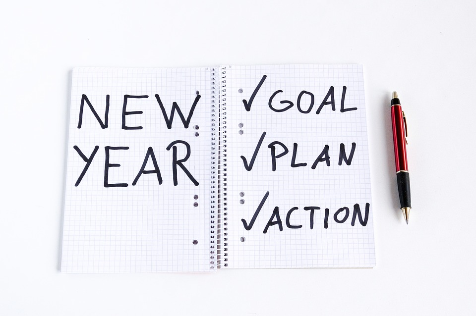Paper, Document, Leave, Resolutions, New Year