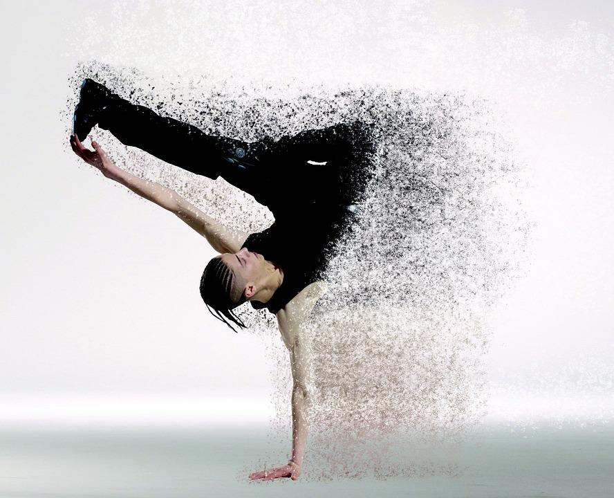 Dancers, Dispersion, Resolve, Fitness, Dance, Acrobat