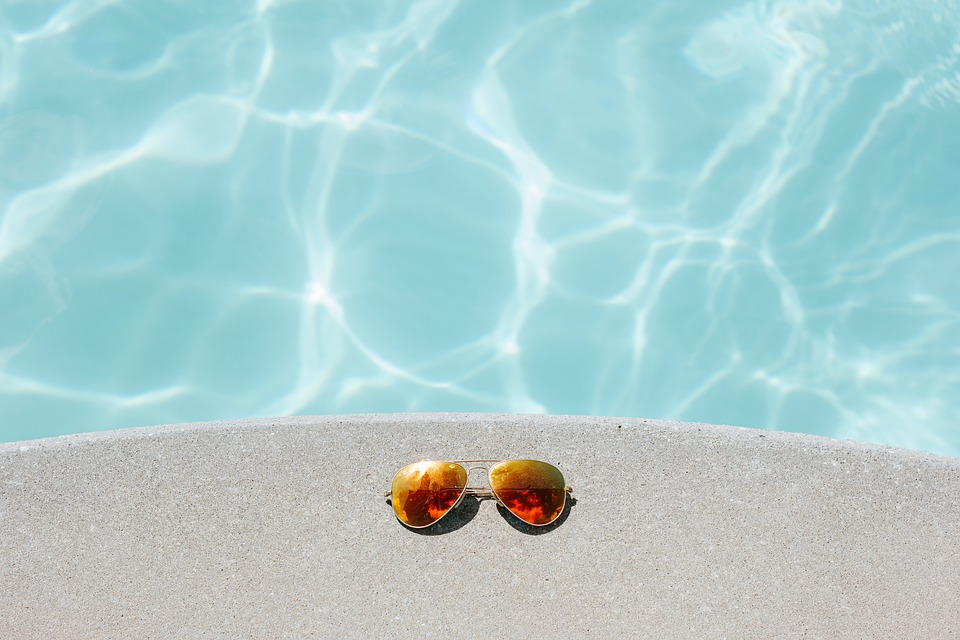 Sunglasses, Pool, Recreation, Resort, Sun