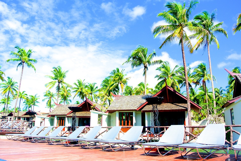Resort, Thailand, Khao Lak, Holiday, Vocation, Summer