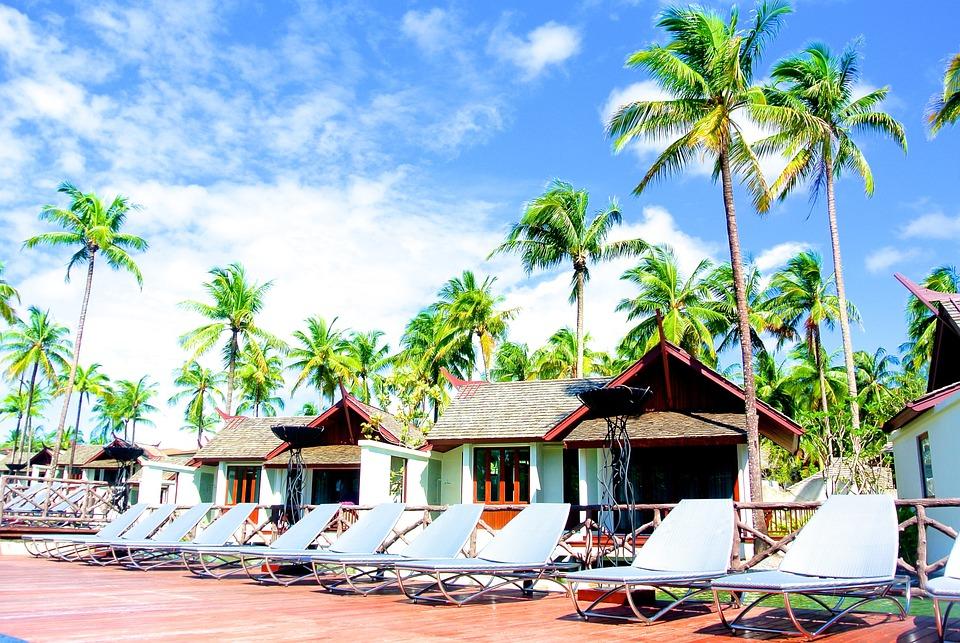 Resort, Thailand, Khao Lak, Holiday, Vocation, Summer