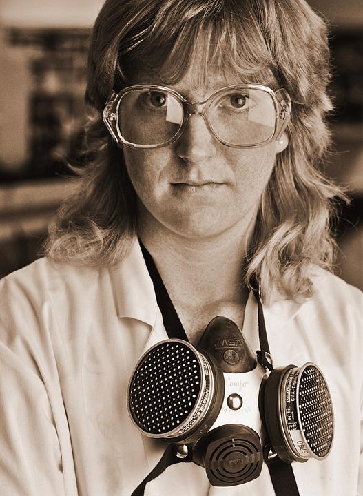 Respirator, Girl, Covid-19, Coronavirus, Quarantine