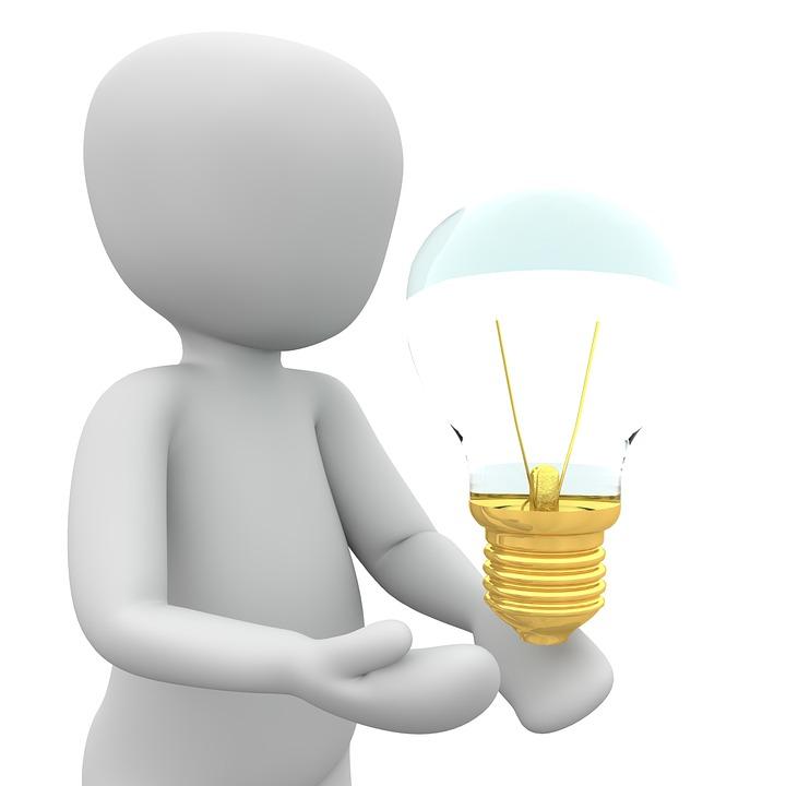Idea, Response, Enlightenment, Wisdom, Think