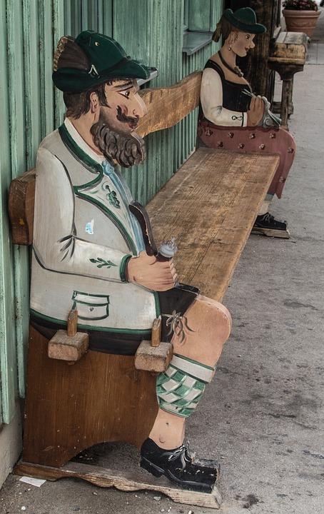 Bank, Seat, Rest, Bench, Break, Rest Pause, Wood