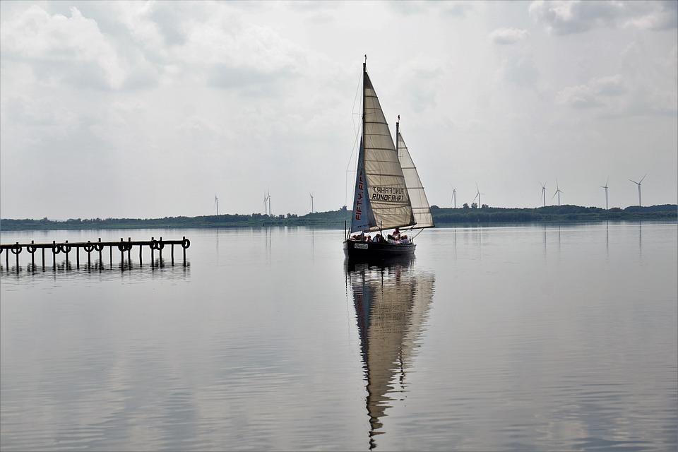 Boat, Water, Rest, Sail, Sailing Boat