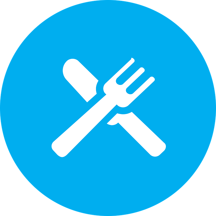 Dishes, Eat, Fork, Knife, Food, Restaurant, Dining