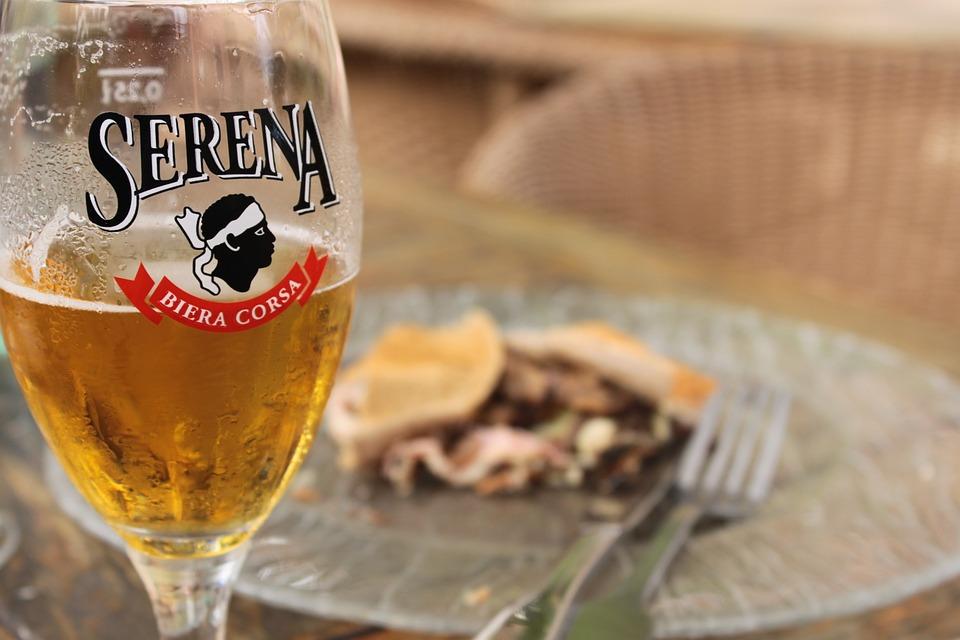 Beer, Eat, Drink, Restaurant, Corsica, Serena, Vespers