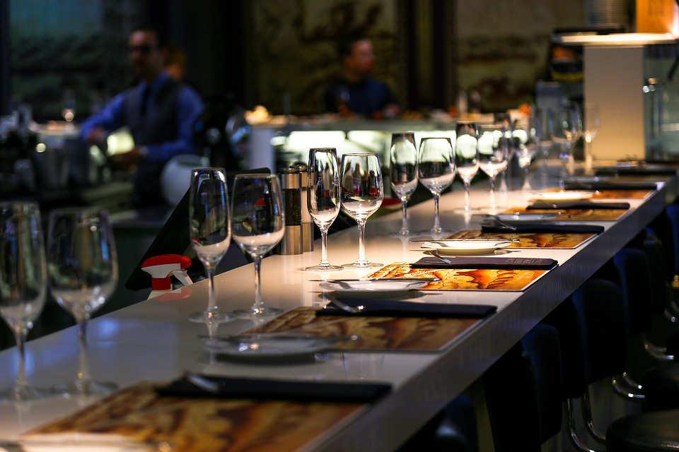 Restaurant, Nutrition, Glass