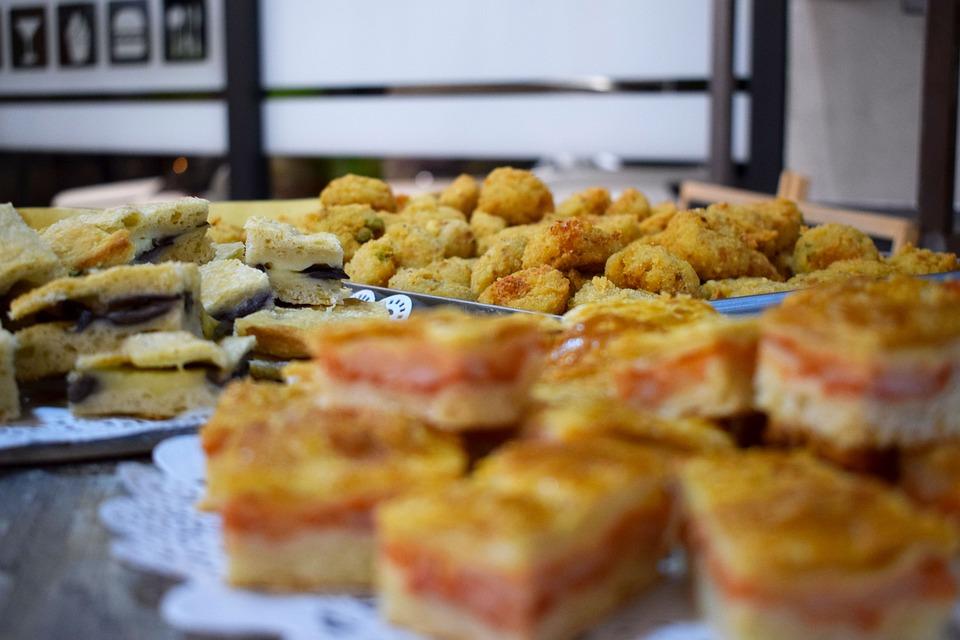 Restaurant, Appetizers, Buffet, Lunch, Brunch