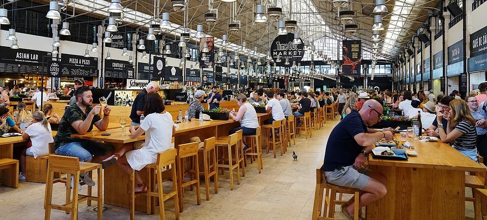 Lisbon, Timeout, Food, Hall, Market, Restaurants