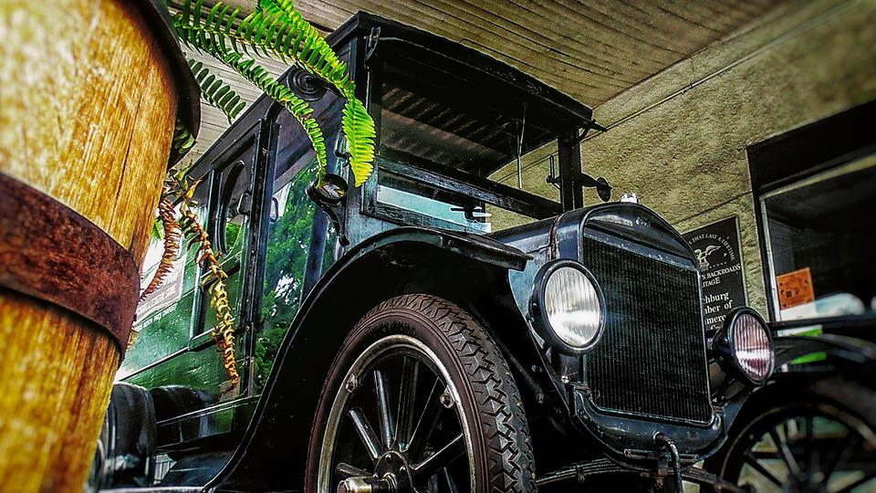 Oldtimer, Truck, Restored, Classic, Nostalgia, Usa