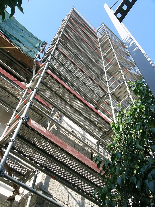 Scaffolding, Building, Restructuring