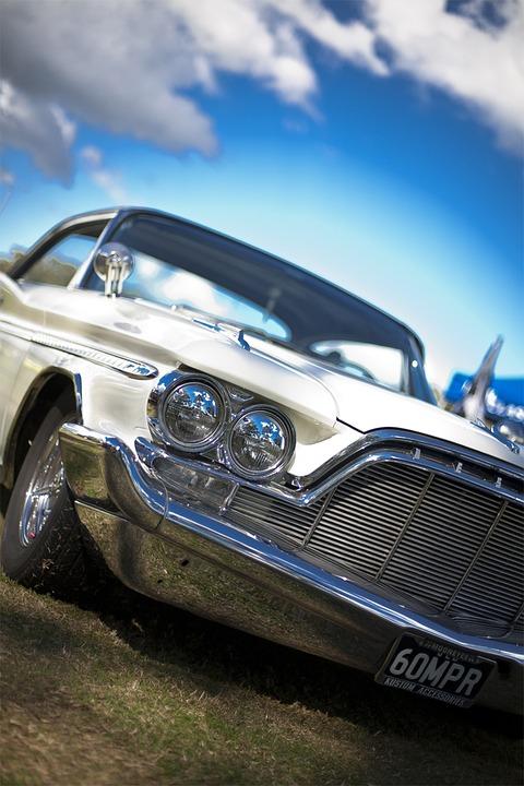 Car, Vintage Car, Retro, Automobiles, Vintage