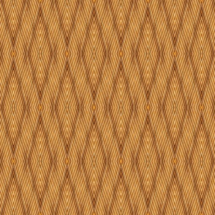 Wood Diamonds, Digital Paper, Retro Background