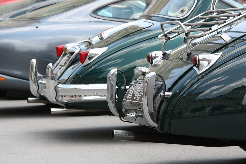 Free photo Retro Bampe Old Quiet Chrome Cars French - Max Pixel