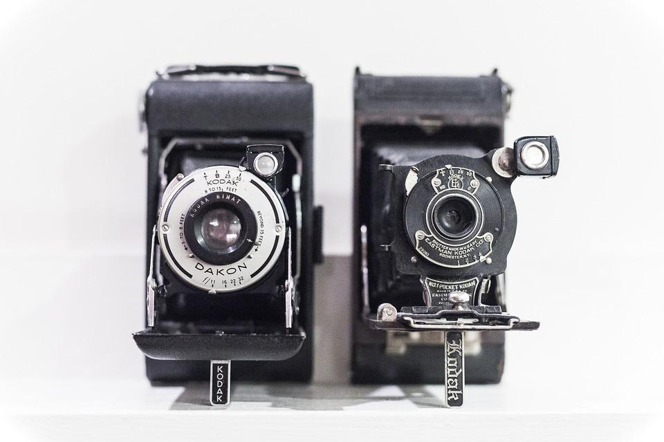 Camera, Old, Retro, Vintage, Classic, Technology