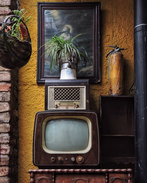 Vintage, Bogota, Old, Retro, Decoration, 80s, Interior