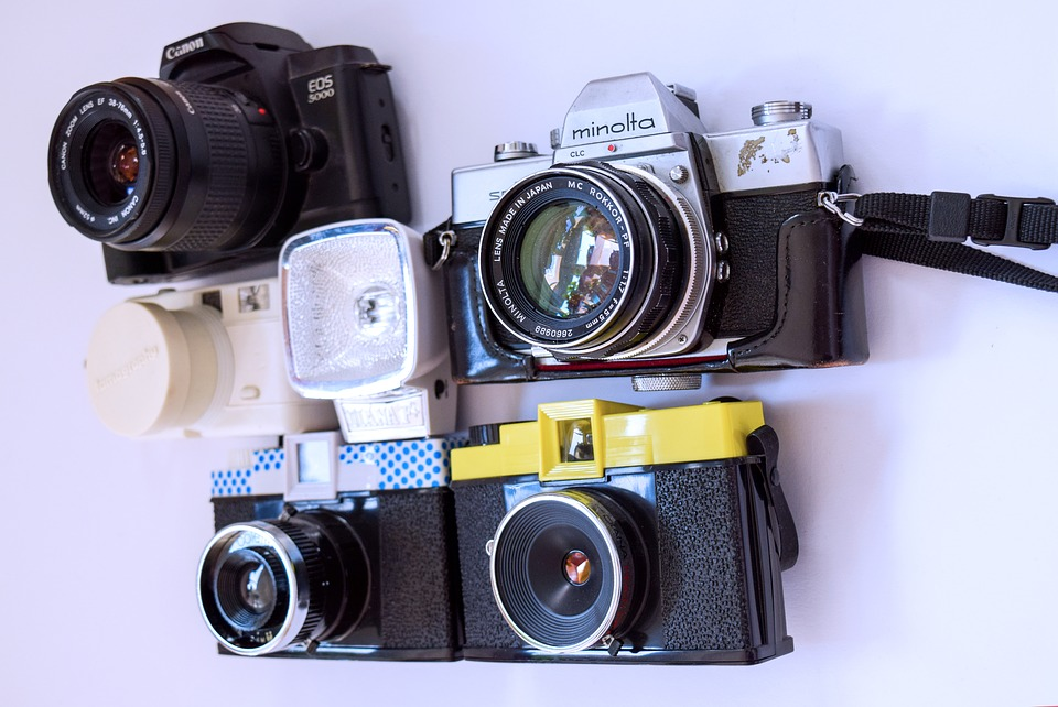 Old Camera, Retro, Hip, Retro Look, Analog, Vintage