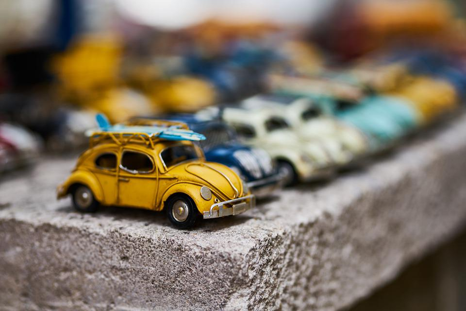 Car, Old, Toy, Gift, Miniature, Tiny, Classic, Retro