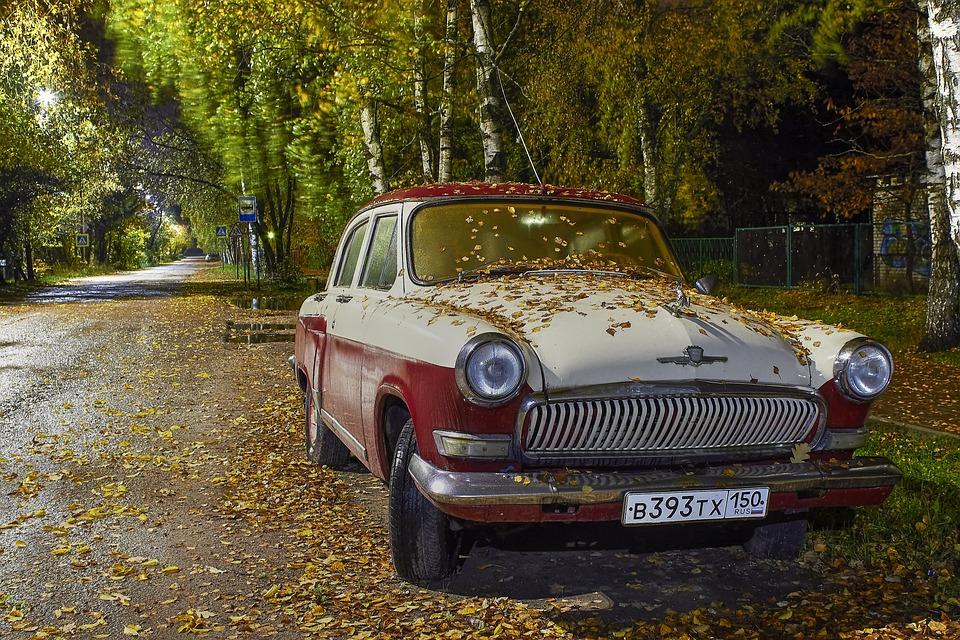 Free photo Retro Old Car Old Volga Machine Auto Old Cars - Max Pixel