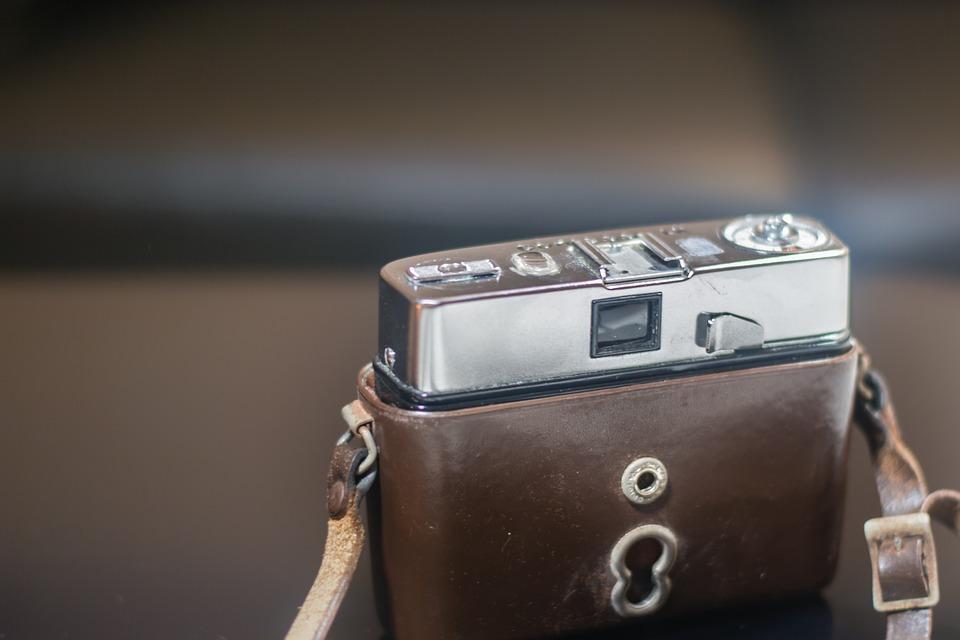 Camera, Old, Photographer, Photography, Retro, Classic