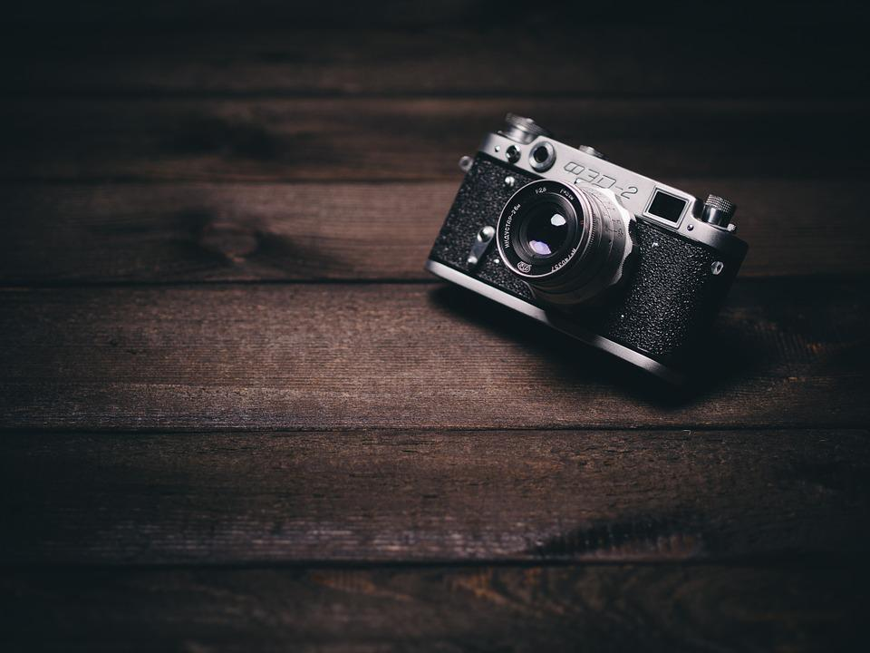 Camera, Vintage, Retro, Old, Photography, Equipment